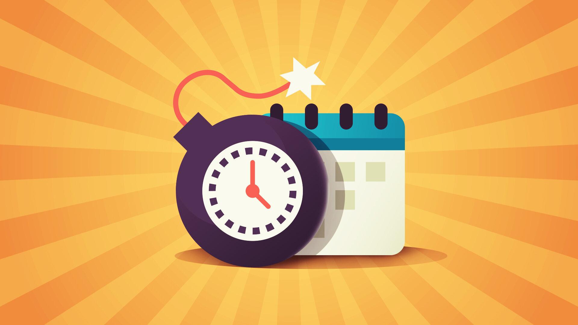 Não deixe a tecnologia atrapalhar a sua gestão do tempo