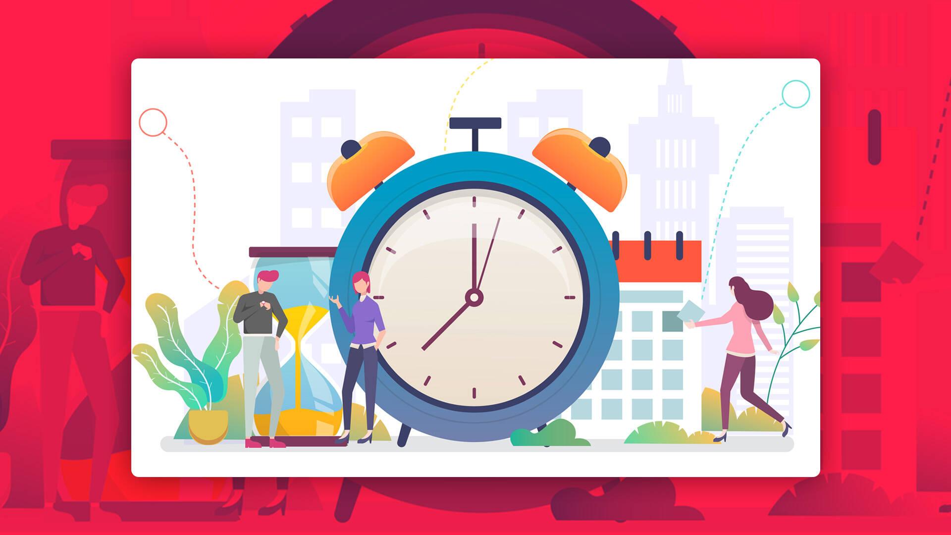 Gestão do tempo e produtividade: a regra básica para melhorar!